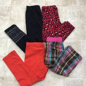 Other - Girl pants bundle!